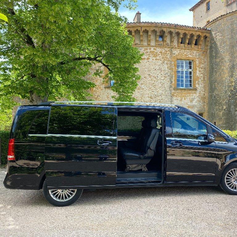 Taxi Gleizé: Mercedes