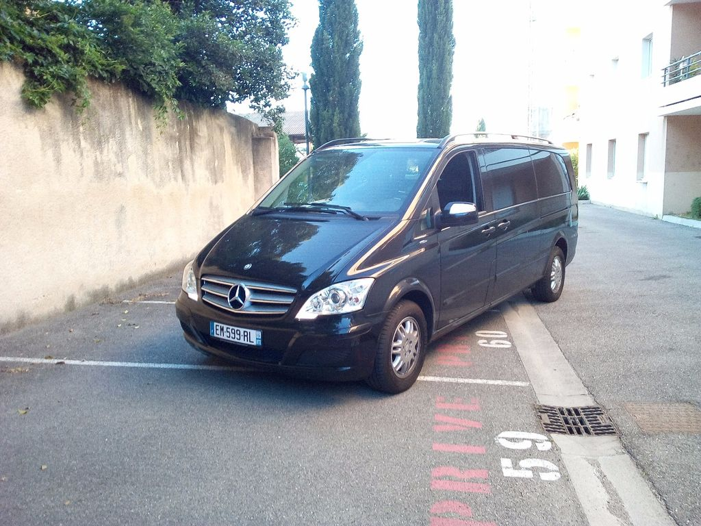 VTC Annonay: Mercedes