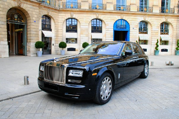 VTC Levallois-Perret: Rolls Royce
