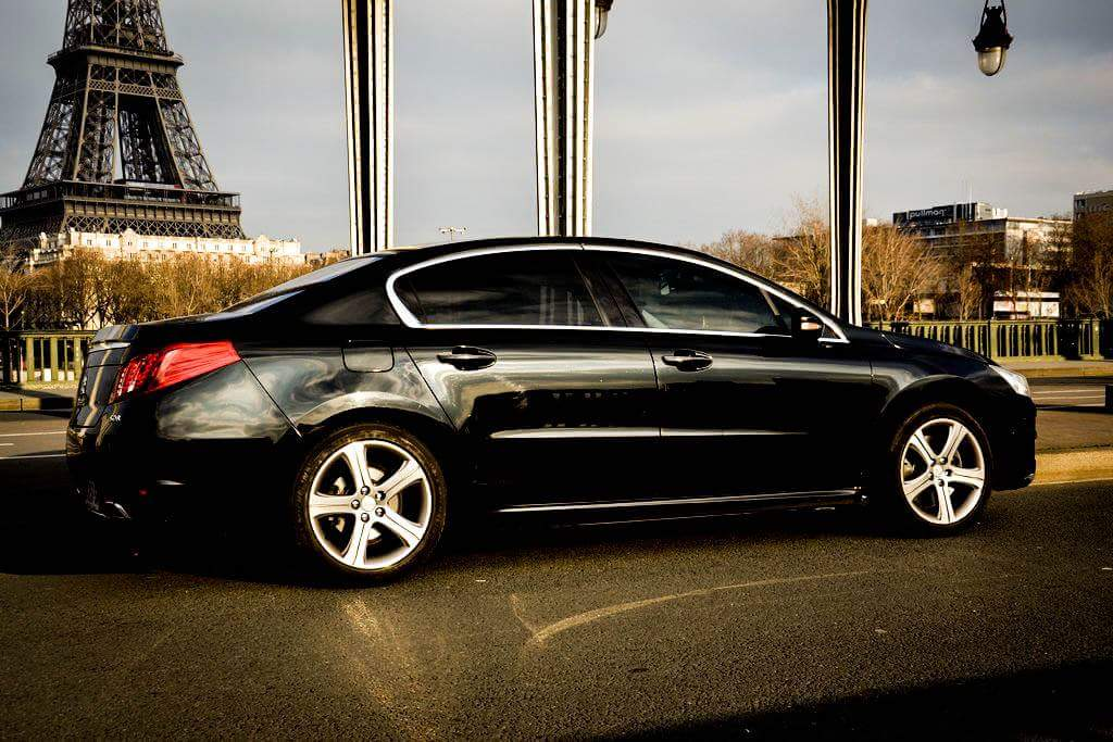 VTC Compiègne: Peugeot