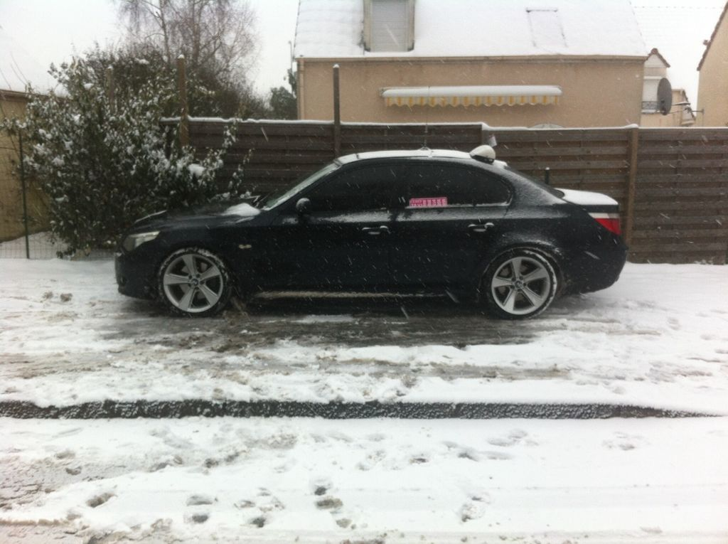 Taxi Le Plessis-Bouchard: BMW