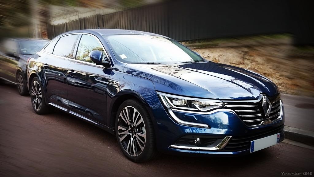 VTC Pluvigner: Renault