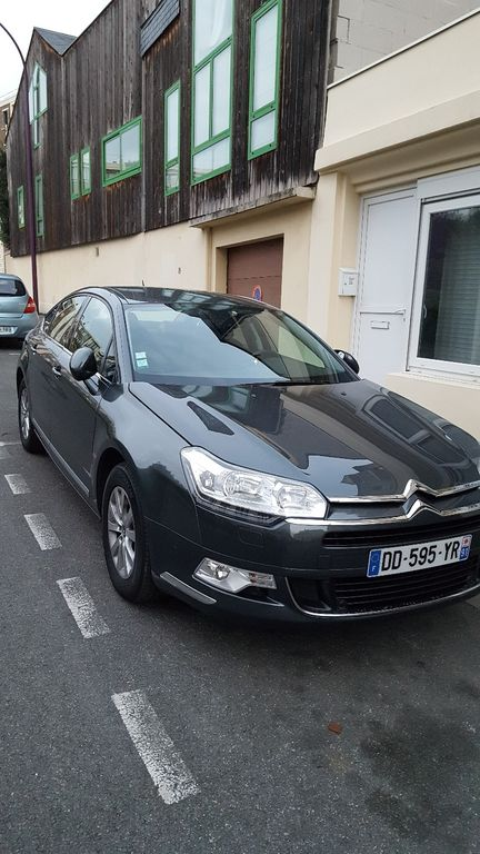VTC L'Hay-les-Roses: Citroën