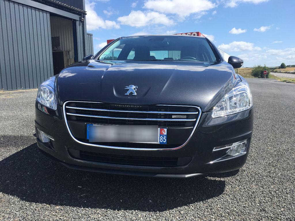 VTC Sucé-sur-Erdre: Peugeot