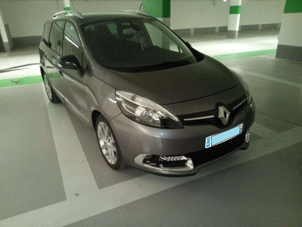VTC La Garenne-Colombes: Renault