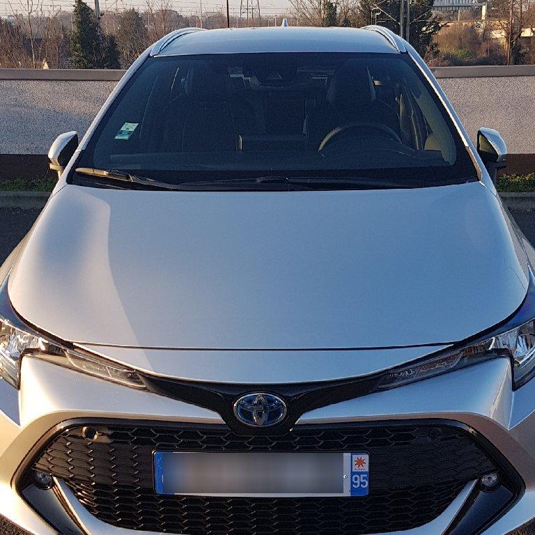 VTC Éragny: Toyota
