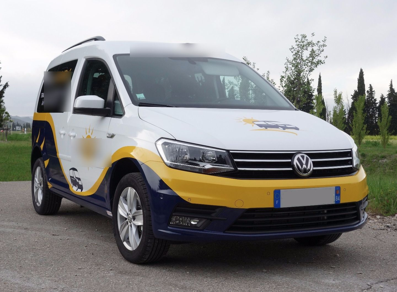 Taxi Avignon: Volkswagen