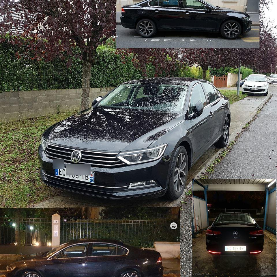 VTC Asnières-sur-Seine: Volkswagen