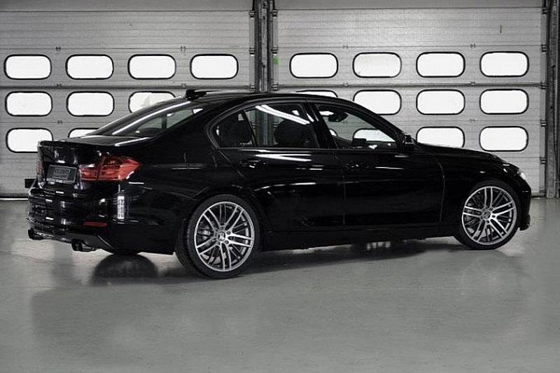 VTC Villaines-sous-Bois: BMW