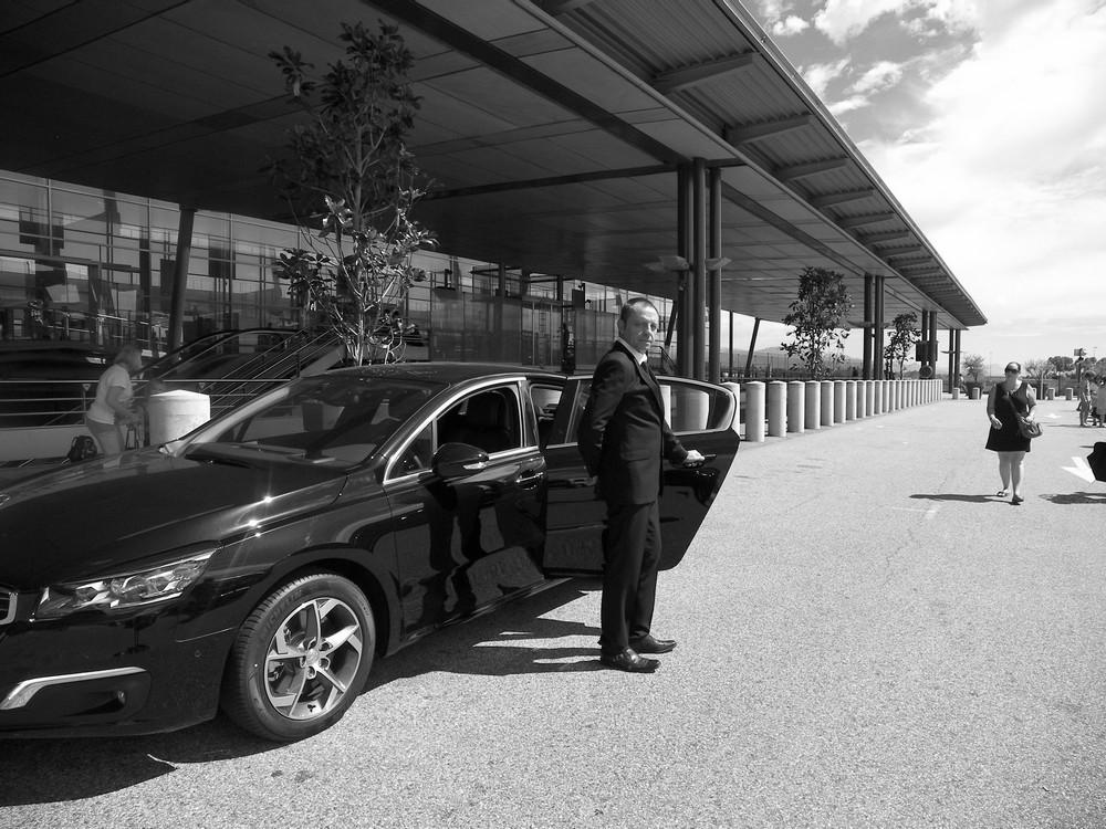VTC Saint-Uze: Peugeot