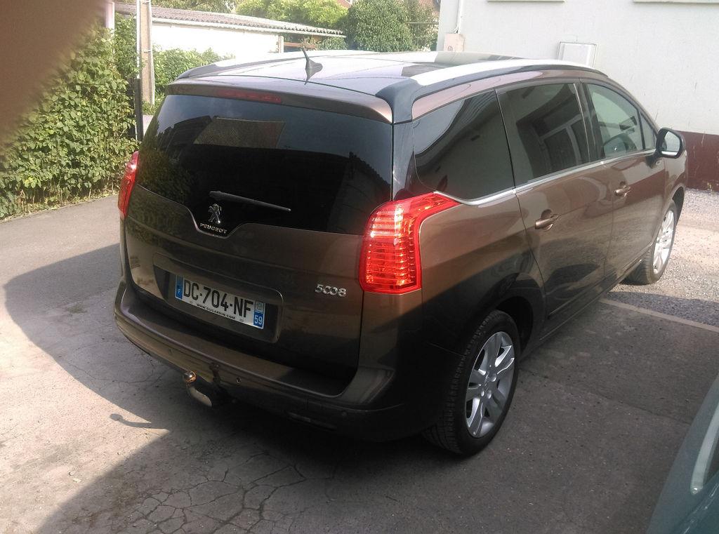 VTC Baisieux: Peugeot