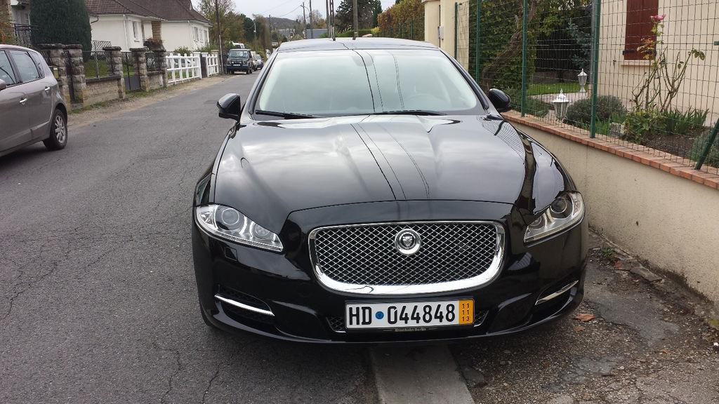 VTC Belloy-en-France: Jaguar