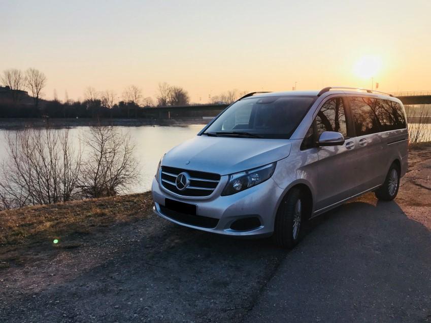 VTC Andolsheim: Mercedes