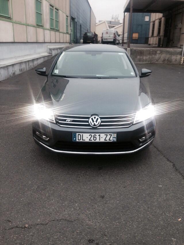 VTC Bray-sur-Seine: Volkswagen