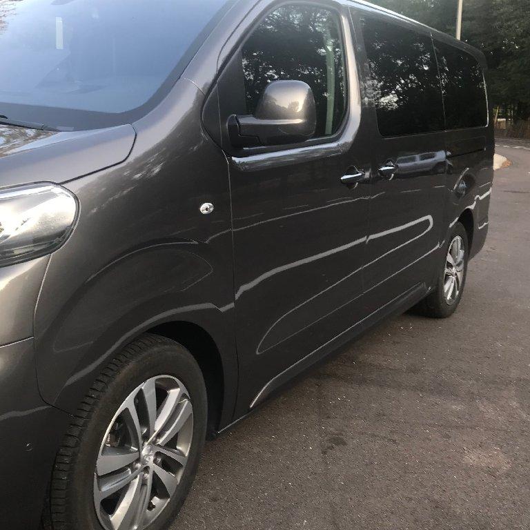 VTC Pantin: Peugeot