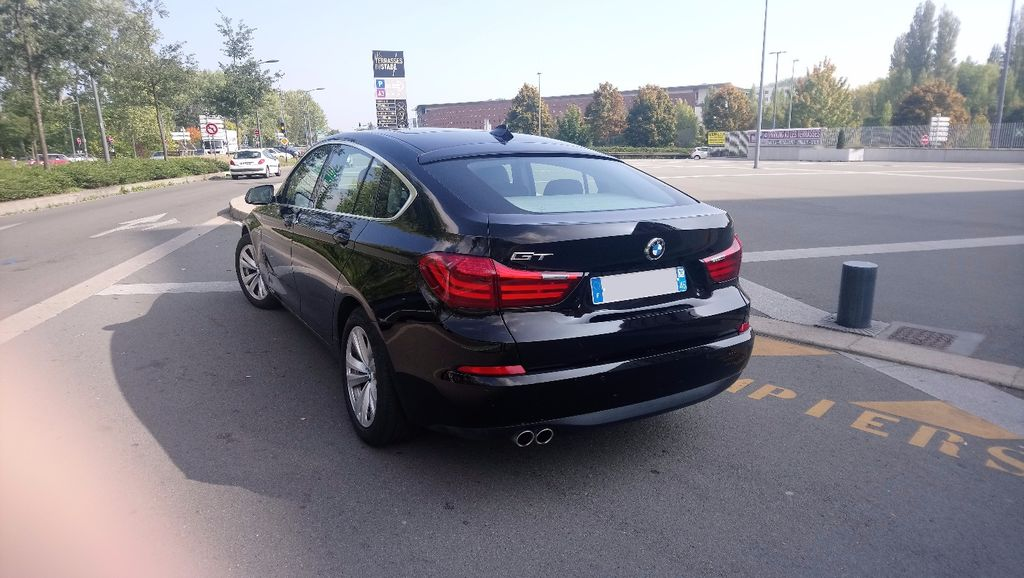 VTC Lille: BMW