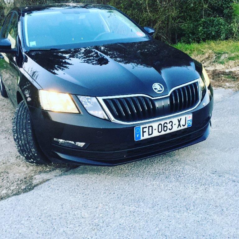 Taxi Berthecourt: Skoda