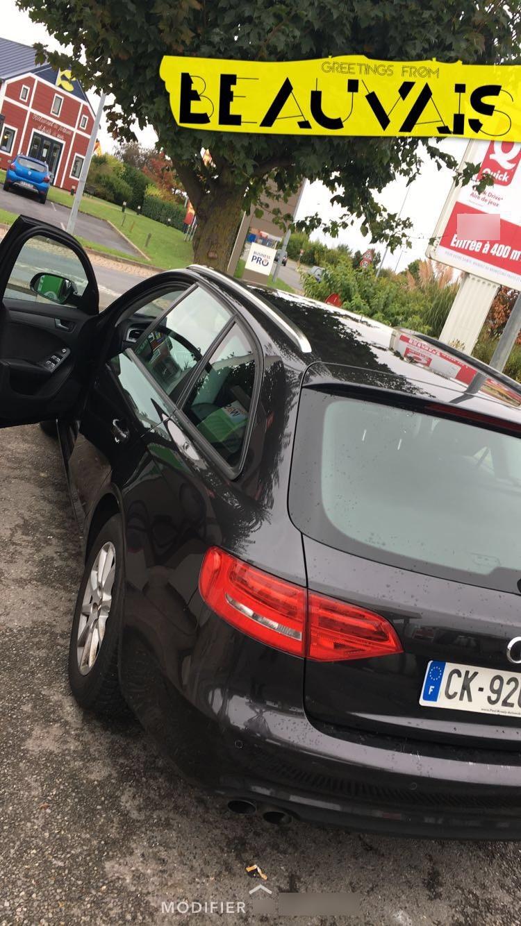 Taxi Berthecourt: Audi
