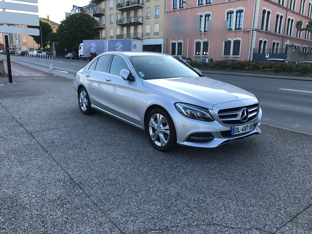 VTC Rillieux-la-Pape: Mercedes
