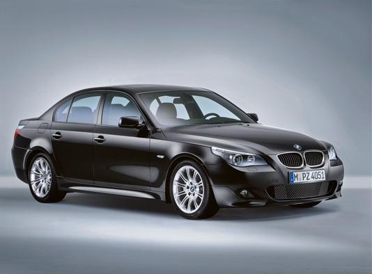 Taxi Argenteuil: BMW