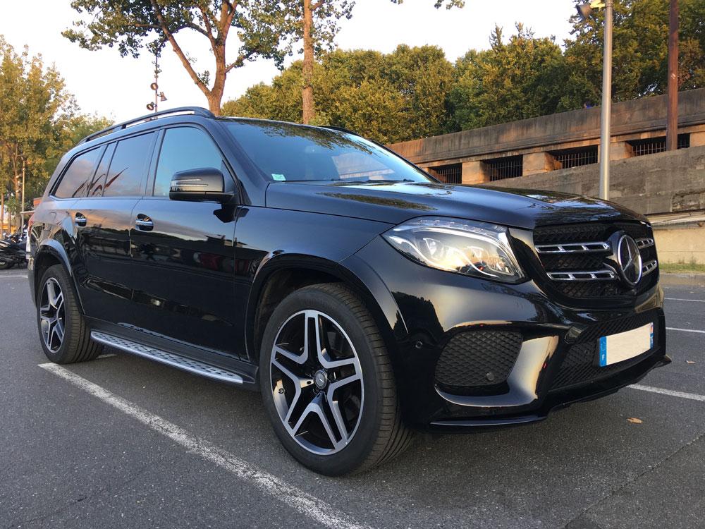 Taxi Argenteuil: Mercedes