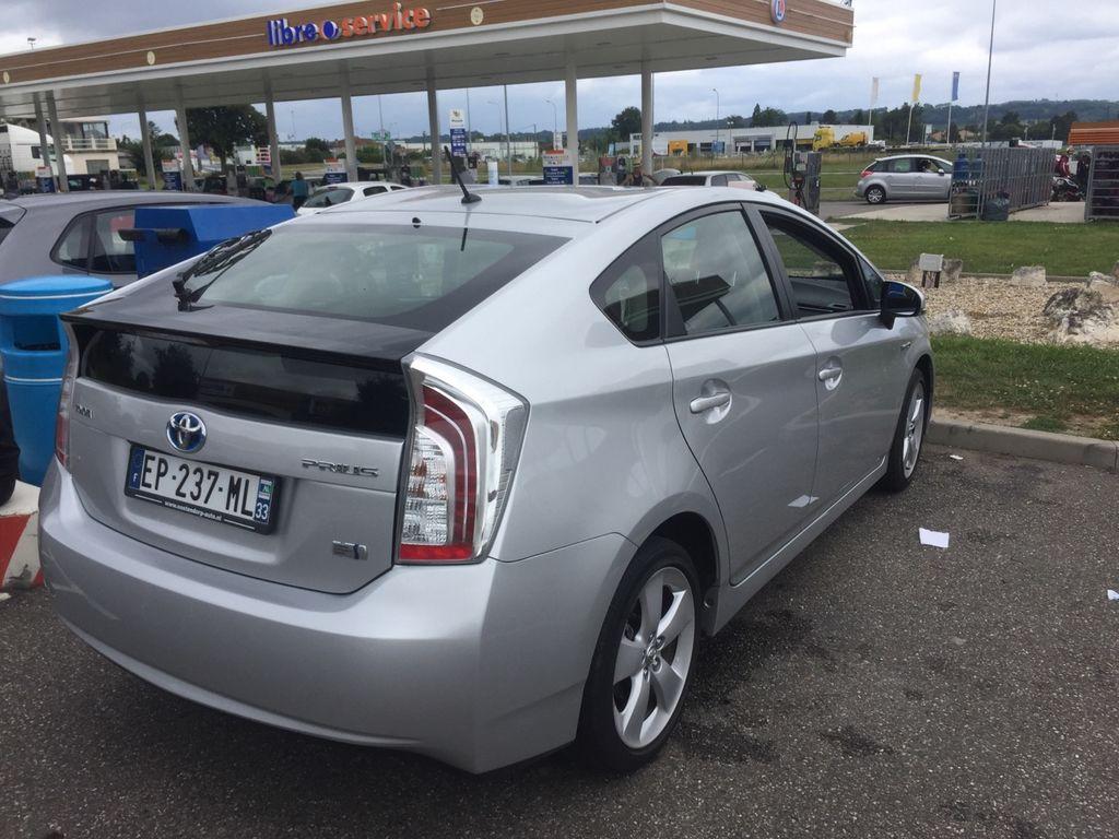VTC Talence: Toyota