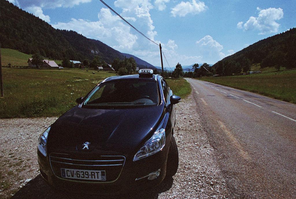 Taxi Sainte-Eulalie-en-Royans: Peugeot
