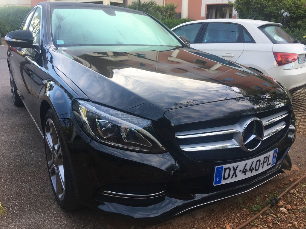VTC Biot: Mercedes