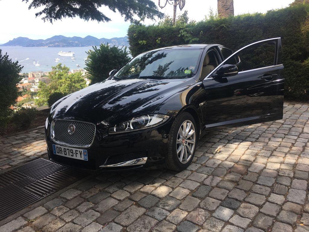 VTC Vence: Jaguar