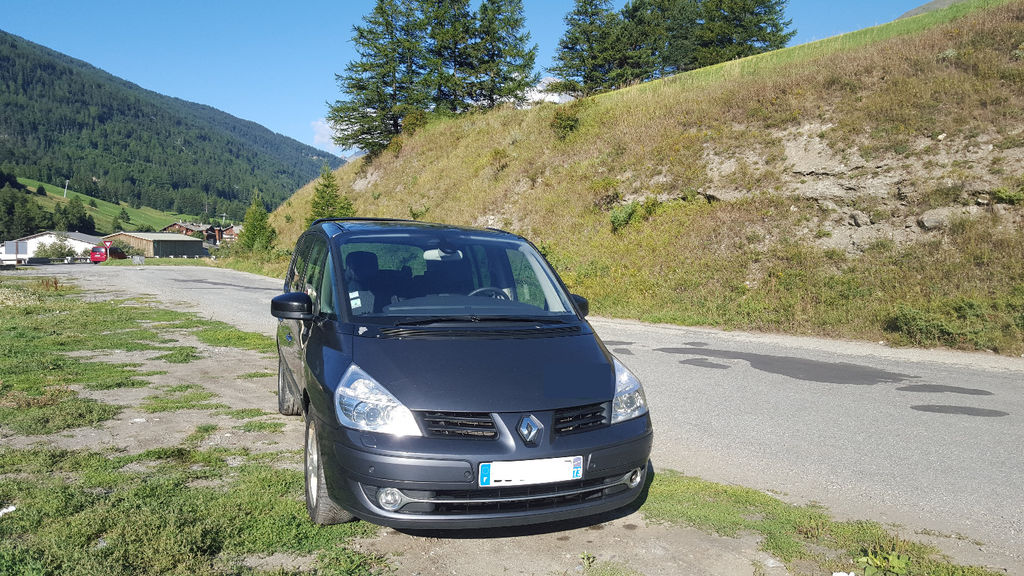 Taxi Lanslebourg-Mont-Cenis: Renault