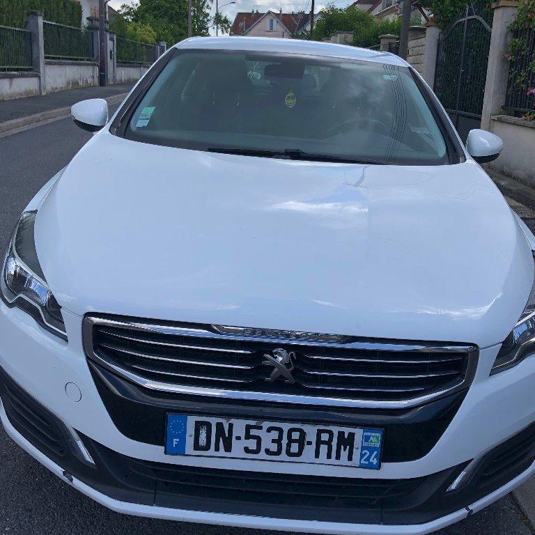 Taxi Chelles: Peugeot
