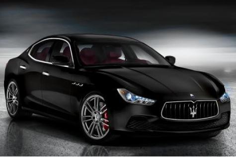 Taxi Tourrettes-sur-Loup: Maserati