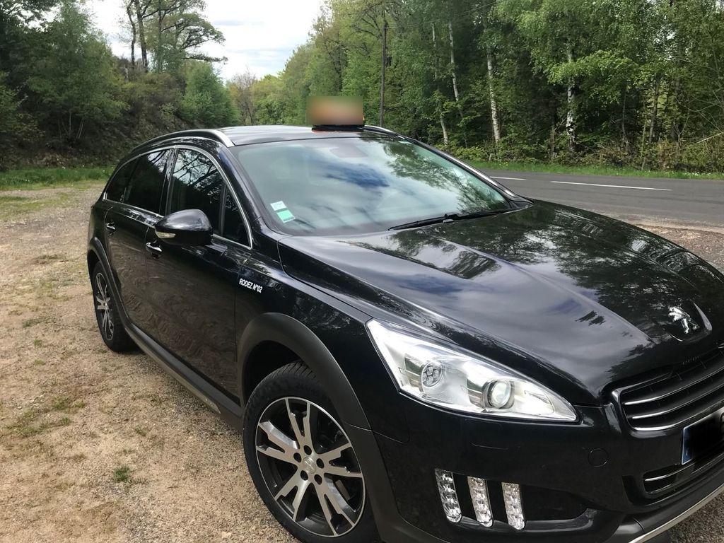 Taxi Agen-d'Aveyron: Peugeot