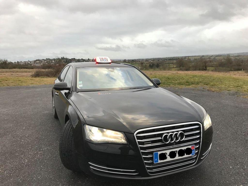Taxi Agen-d'Aveyron: Audi