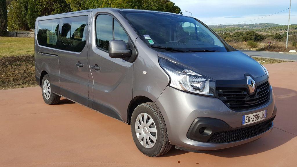 Taxi Rognes: Renault