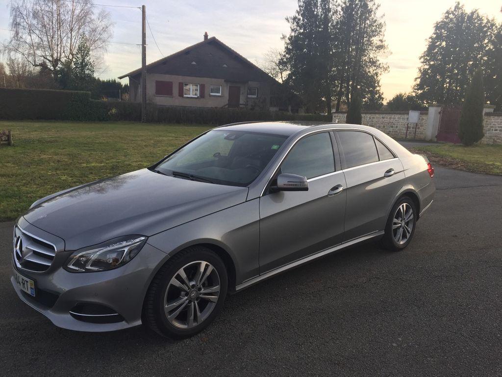 Taxi Montreux-Château: Mercedes