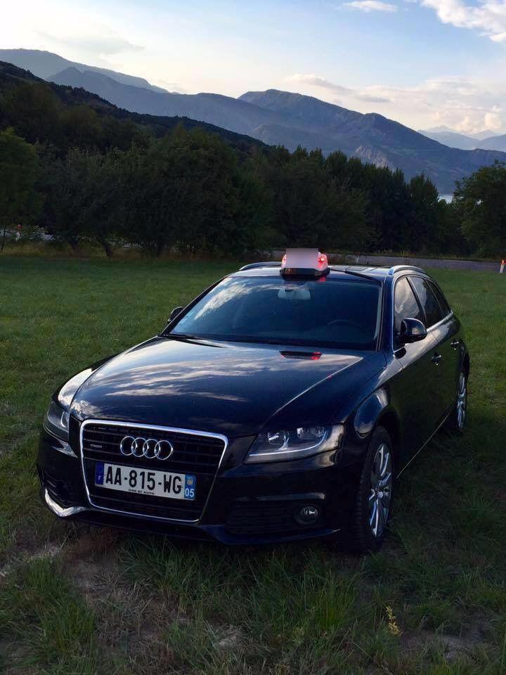 Taxi Gap: Audi