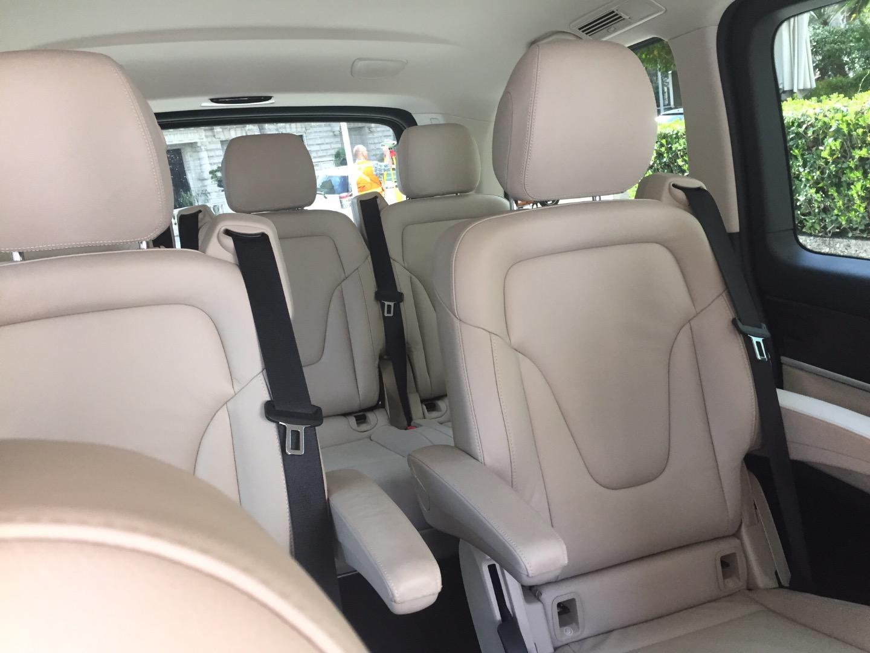 VTC Antibes: Mercedes