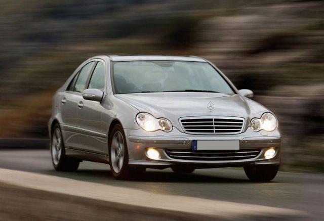 Taxi Denain: Mercedes