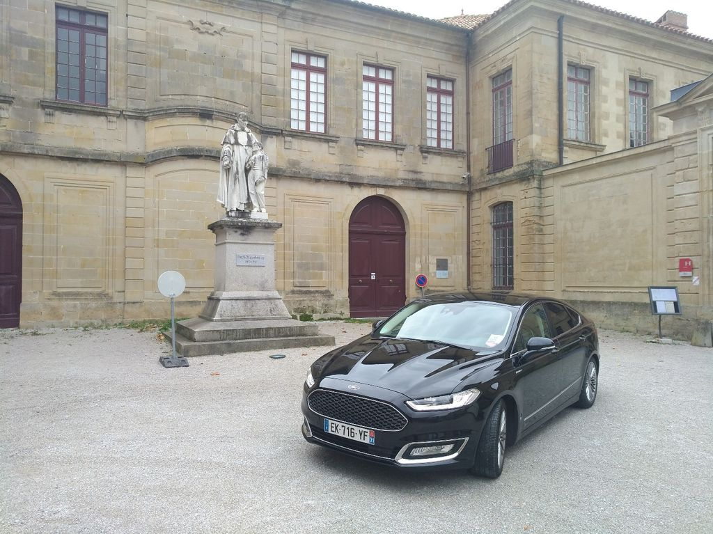 VTC Toulouse: Ford