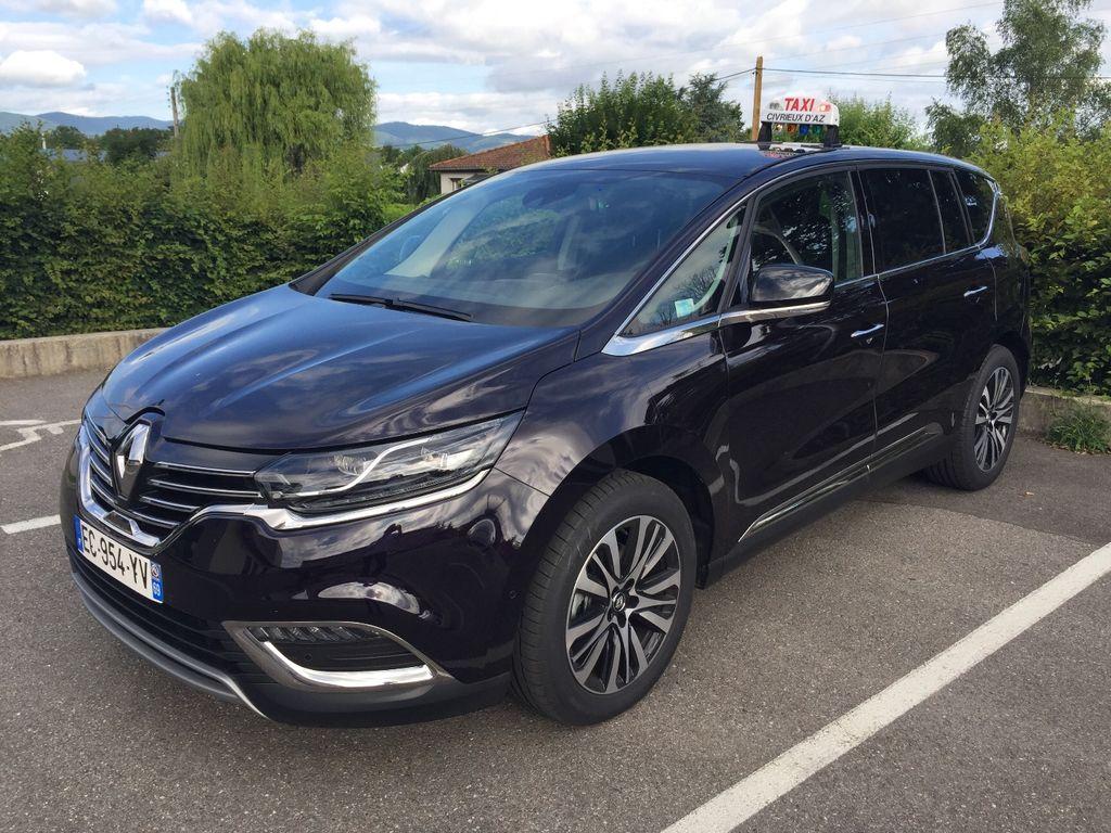 Taxi Civrieux-d'Azergues: Renault