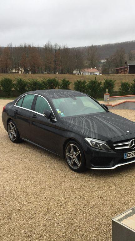 VTC Tournefeuille: Mercedes