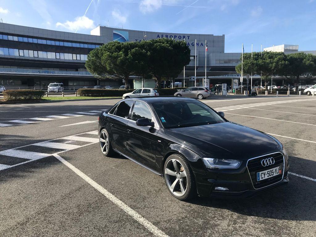 VTC Toulouse: Audi