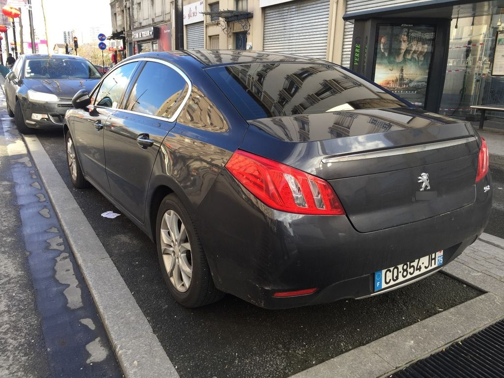 VTC Clermont-Ferrand: Peugeot