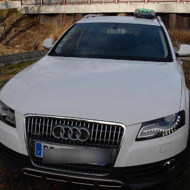 Taxi Castellane: Audi