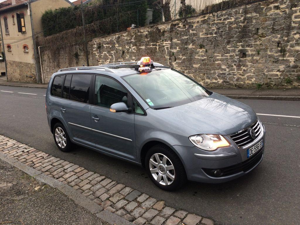 Taxi Lyon: Volkswagen