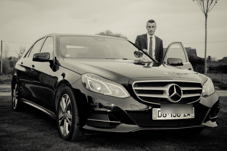 VTC Domalain: Mercedes