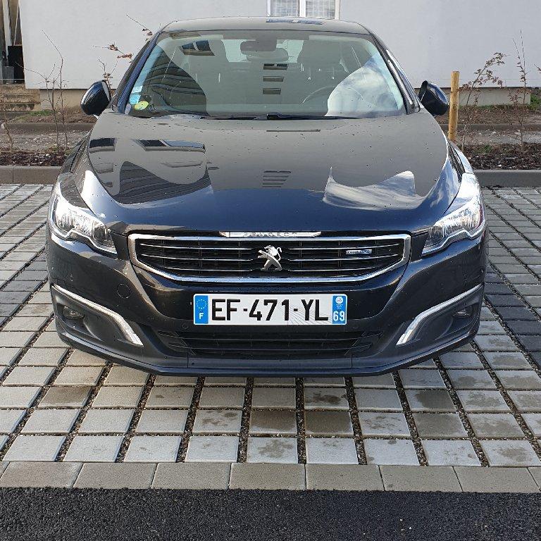 VTC Richwiller: Peugeot