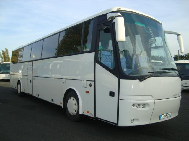 Coach provider Paris: Bova