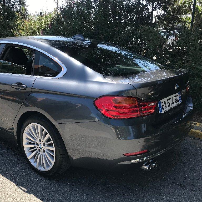 VTC La Penne-sur-Huveaune: BMW